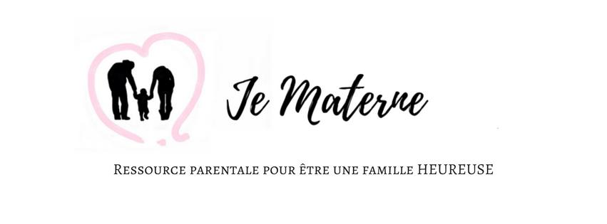 Ressource parentale Je Materne, pour être une famille HEUREUSE