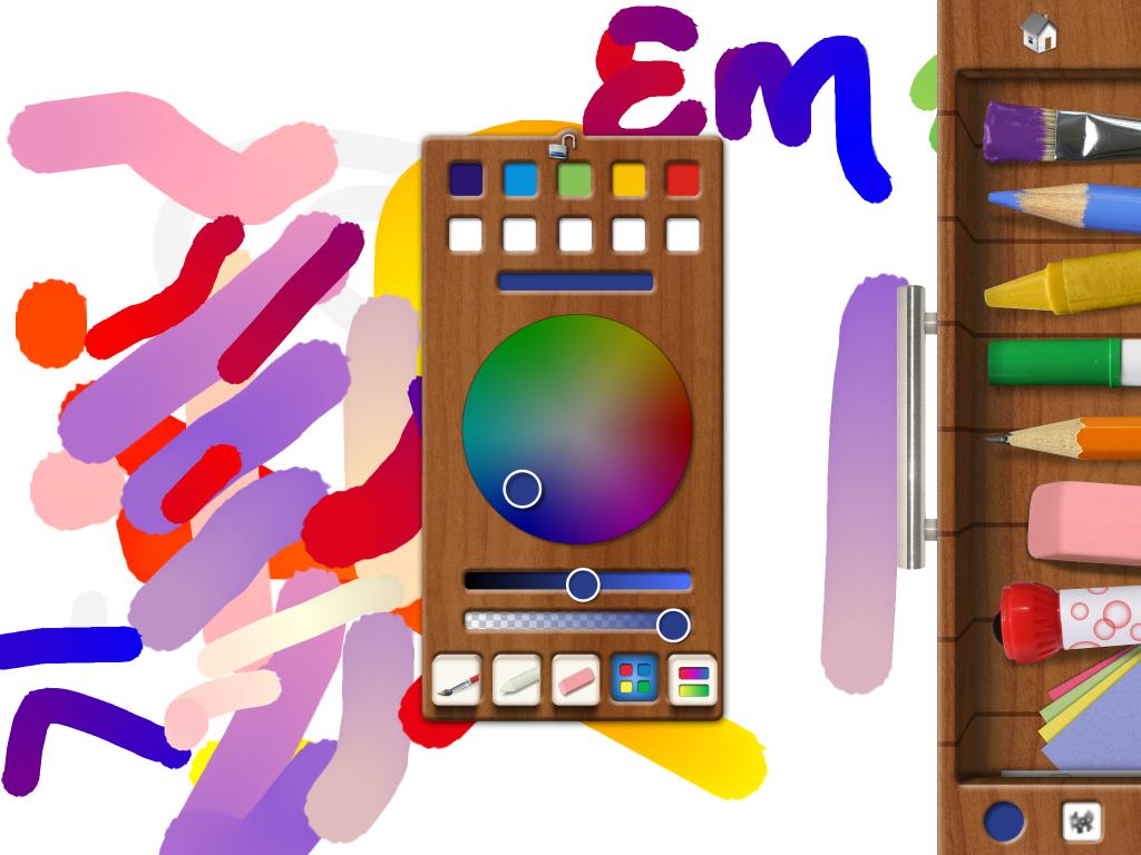 Les 8 meilleures apps pour dessins, sketchs et notes sur tablette pad à dessin sketch pad