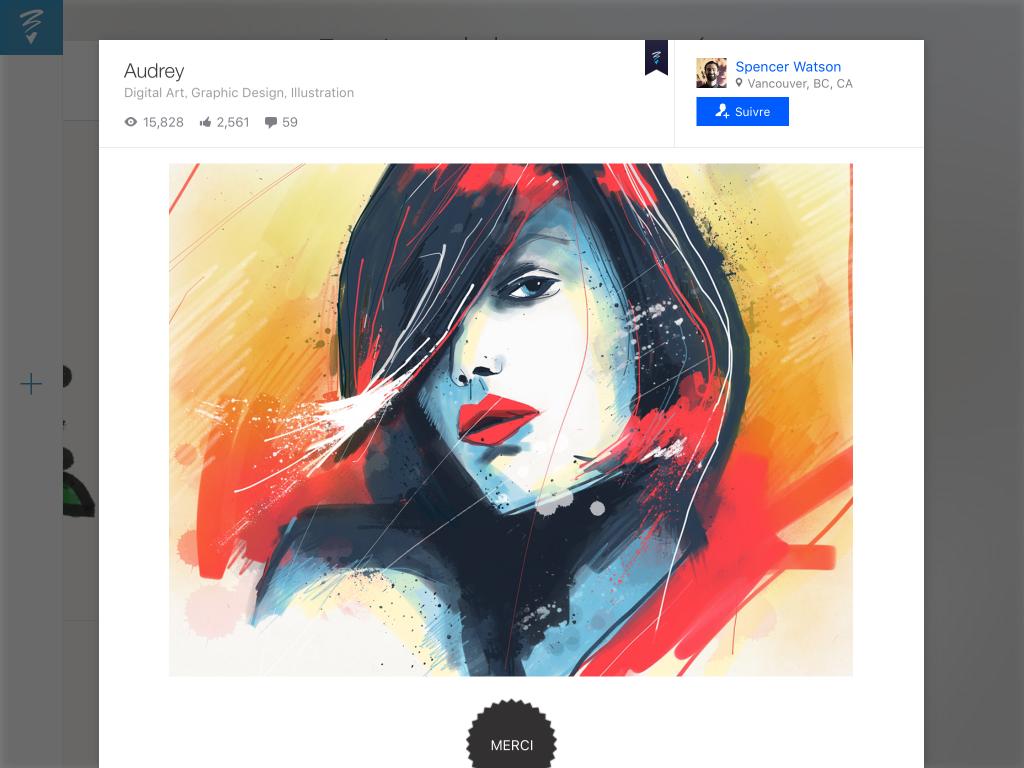 Les 8 meilleures apps pour dessins, sketchs et notes sur tablette adobe sketch draw image