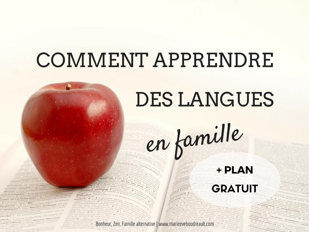 Comment apprendre facilement des langues en famille (et plan gratuit!), Ressource parentale Je Materne