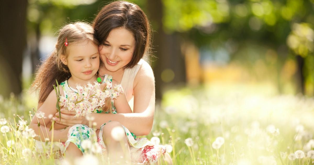 À toi la maman qui désire que son enfant apprenne une autre langue - Cliquer pour lire sur Je Materne!
