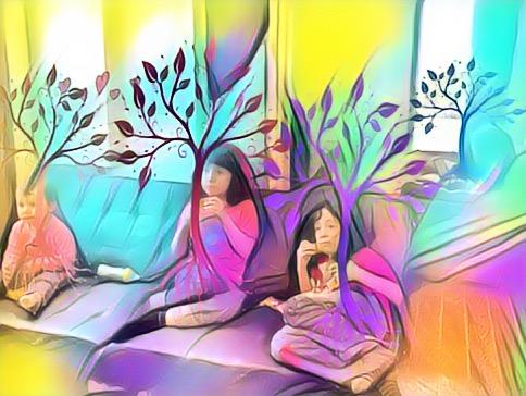 photo allaitement arbre de vie tree of life breastfeeding selfies brelfies #normalisonslallaitement #normalizebreastfeeding