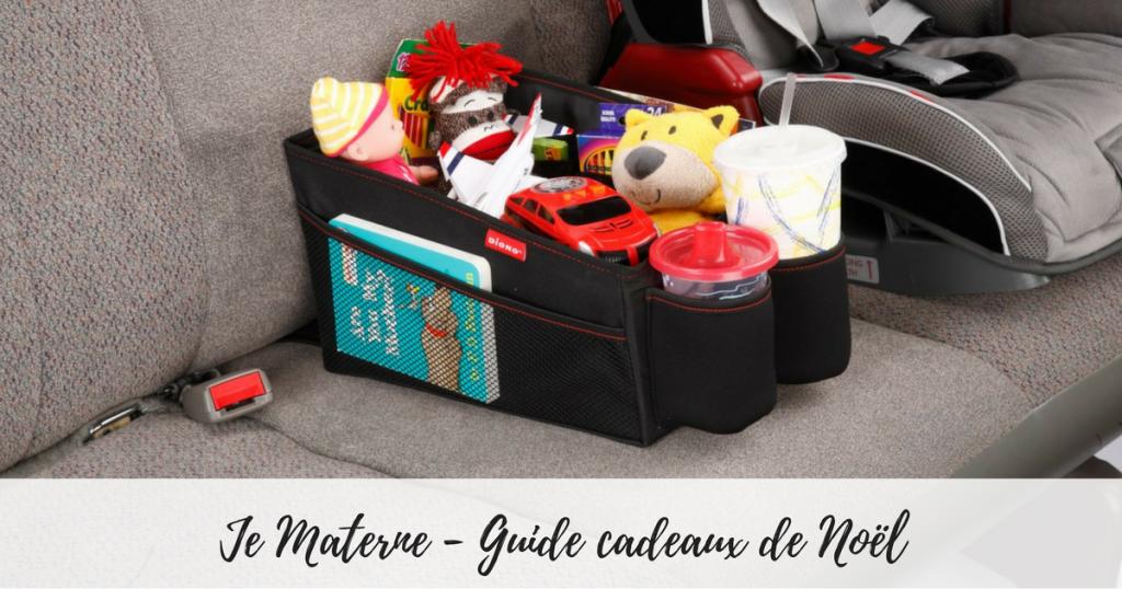 Guide cadeaux de Noël 2016 pour enfants diono travel pal