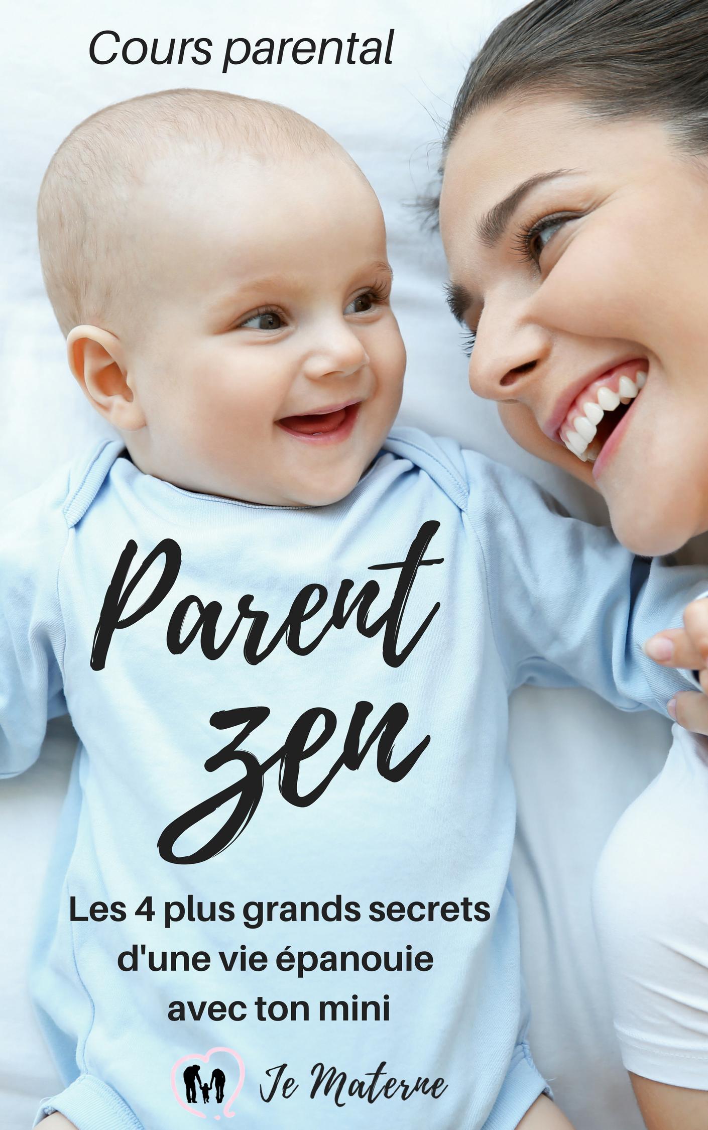Cours Parent Zen
